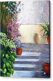 Taormina Acrylic Print