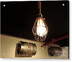 Tap Light Acrylic Print