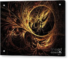 Tapestry Acrylic Print