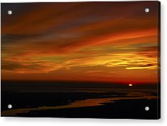 Rappahannock Sunrise II Acrylic Print