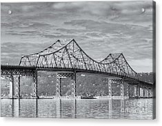 Tappan Zee Bridge Iv Acrylic Print