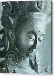 Tara In Stillness Acrylic Print