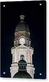 Tarrant County Courthouse V2 020815 Acrylic Print