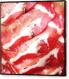 Tasty Ham Acrylic Print