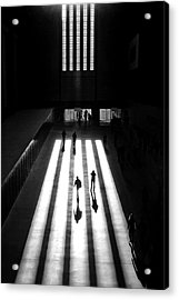 Tate Acrylic Print by