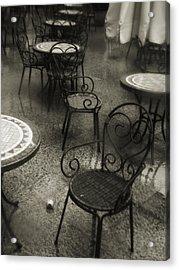 Tathata #00008 Acrylic Print by Alex Zhul