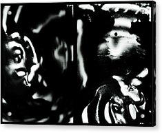 tathata #12NULLUS-1 Acrylic Print by Alex Zhul