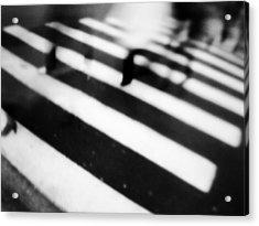 tathata #12NULLUS8 Acrylic Print by Alex Zhul