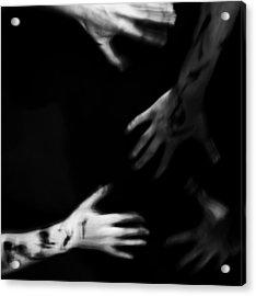 tathata #15NULLUS Acrylic Print by Alex Zhul