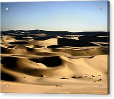 Tatooine Acrylic Print by A Rey