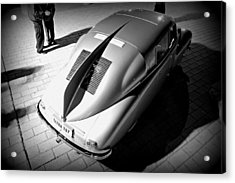 Tatra Noir Acrylic Print