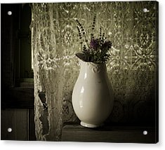 Tattered Acrylic Print