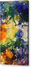 Taurus14 Acrylic Print by Kathleen Fowler