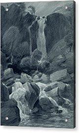 Taylor Ghyll Acrylic Print by John Constable