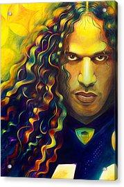 TAZ Acrylic Print by Scott Spillman