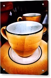 Tea For Two Acrylic Print