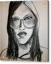 Teacher's Aide Acrylic Print