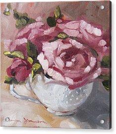 Teacup 1 Acrylic Print