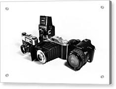 Acrylic Print featuring the photograph Team  by Mariusz Zawadzki