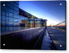 Tempe Center For The Arts Acrylic Print