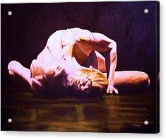Temps Danse Acrylic Print