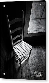 Ten Feet Tall Acrylic Print by Cris Hayes