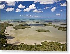 Ten Thousand Islands Acrylic Print