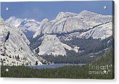 Tenaya Lake Grandeur Acrylic Print
