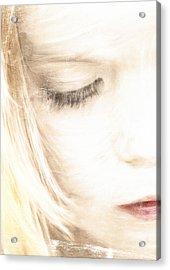 Tender Acrylic Print by Chantal Scholten