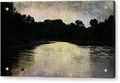 Tender Sundown Acrylic Print