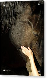 Tenderness Acrylic Print