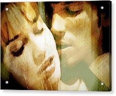 Tenderness Acrylic Print by Gun Legler