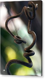Tendrilisms Acrylic Print
