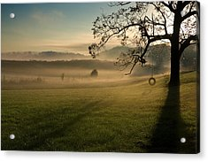 Tennessee Landscape Acrylic Print