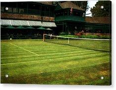 Tennis Hall Of Fame 2.0 Acrylic Print