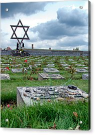 Terezin Acrylic Print by William Beuther