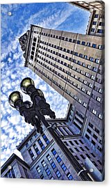 Terminal Tower - Cleveland Ohio - 1 Acrylic Print