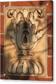 Acrylic Print featuring the photograph Terracotta #1 by Scott Kingery