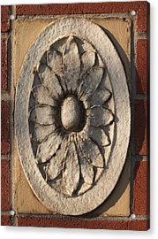 Acrylic Print featuring the photograph Terracotta #3 by Scott Kingery