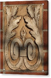 Acrylic Print featuring the photograph Terracotta #4 by Scott Kingery