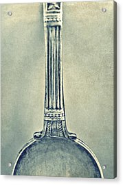 Silver Spoon Acrylic Print