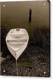 Acrylic Print featuring the photograph Tethered by Paul Foutz