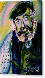 Tevye Fiddler On The Roof Acrylic Print