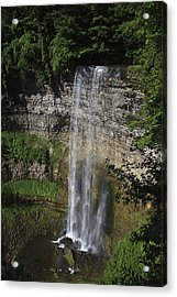 Acrylic Print featuring the photograph Tews Falls by Gary Hall