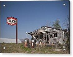 Texaco Country Store Acrylic Print