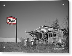 Texaco Country Store With Sign Acrylic Print