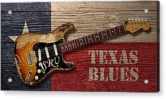 Texas Blues Acrylic Print