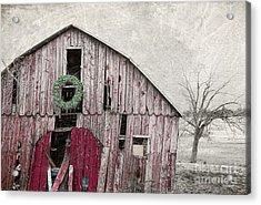 Texas Manger Acrylic Print by Elena Nosyreva