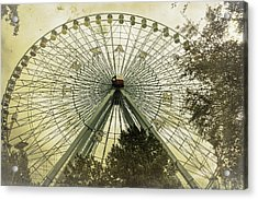 Texas Star Old Fashioned Fun Acrylic Print