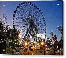 Texas State Fair Acrylic Print